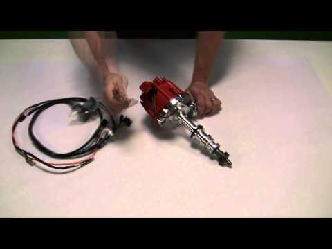 How to wire an HEI Distributer