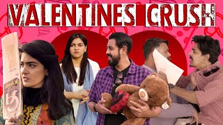 VALENTINES CRUSH | Comedy Skit | Bekaar Films | Valentines Day Special
