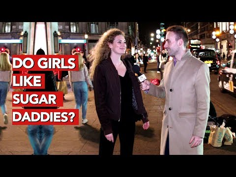 Do girls like sugar daddies?