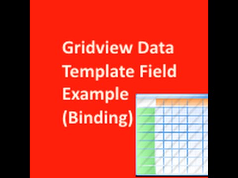 How to Bind GridView to Data in a Templated Control in ASP.NET