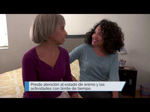 (Spanish) Caregiver Training: Depression/Apathy | UCLA Alzheimer's and Dementia Care Program