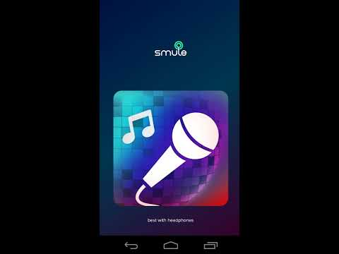 Smule SING! Hack ( Any android )