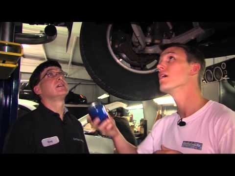 Day in the Life of an Automotive Technician