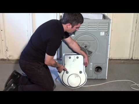 How To Replace A Tumble Dryer Heater Element (Indesit)