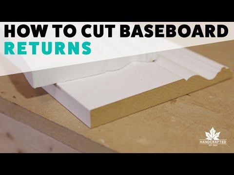 Baseboard Return