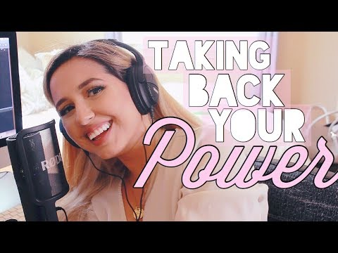 MY NEW PODCAST | Taking Back Your Power