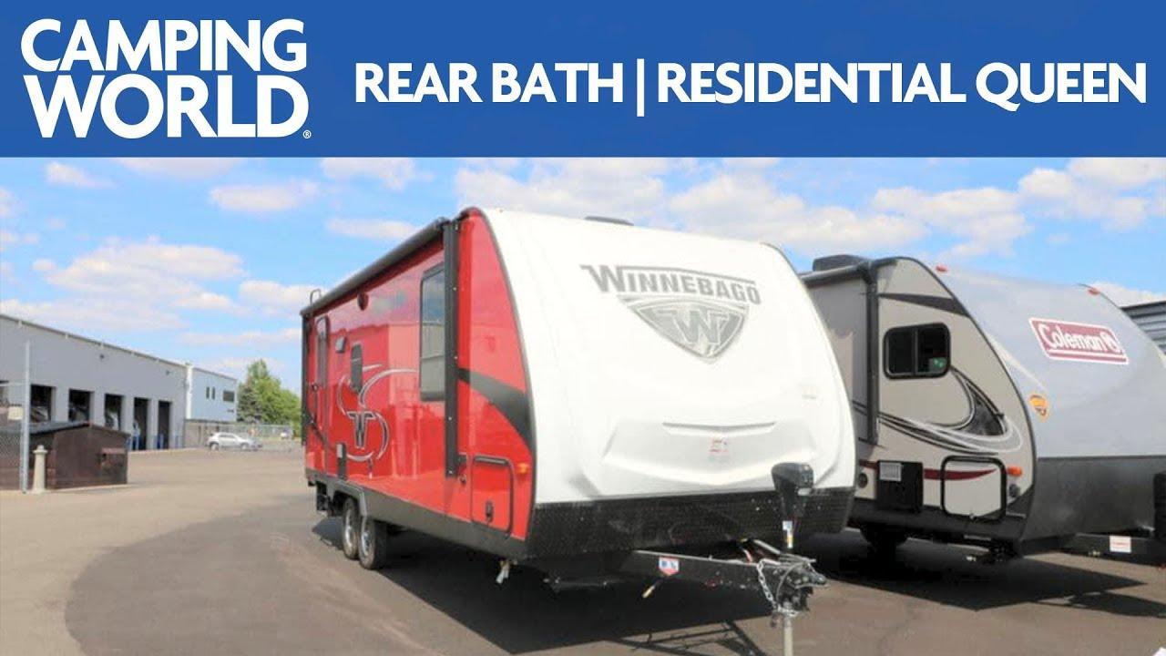 2019 Winnebago Minnie 2250DS   Travel Trailer - RV Review: Camping World