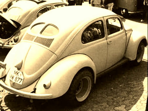 Volkswagen History in pictures 1930-1975