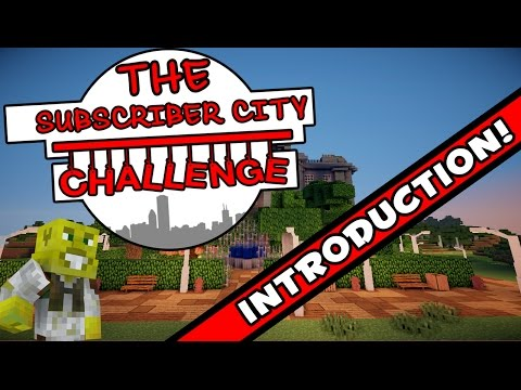 The Subscriber City Challenge | Ep.1