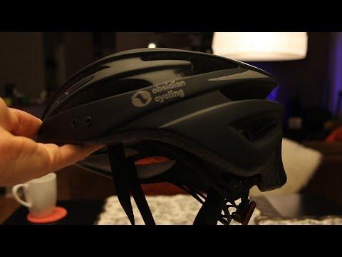 Team Obsidian Bike Helmet For Road Mountain Biking - Review