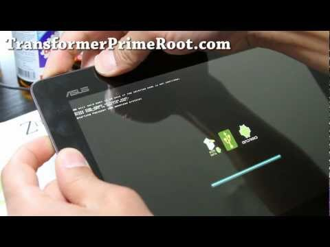 How to Install ClockworkMod Recovery 5.8.2.0 on Transformer Prime!
