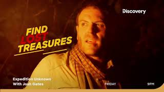 An Extreme Explorer   Expedition Unknown with Josh Gates   Friday 9 PM   Promo