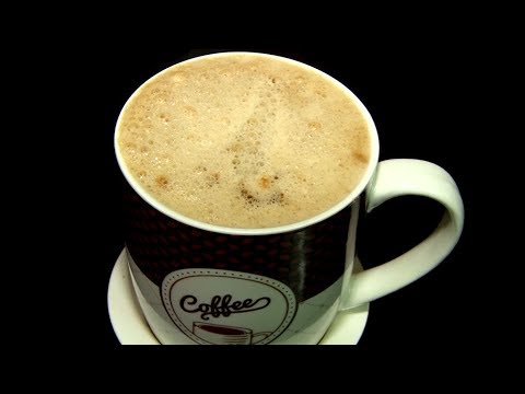 Make Perfect Cappuccino at home I बाज़ार जैसे कॉफी घर पर बनाएँ  Cappuccino by Deepti Tyagi