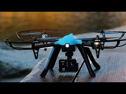 Is This The BEST BUDGET DRONE for Beginners?