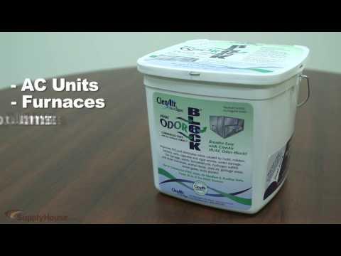 ClenAir HVAC Odor Blocks from Nu-Calgon