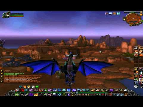 How To Do Mount Flips in WoW