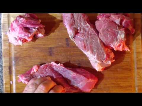 How to Cut Cheaper Cuts of Meat to Make it Tender
