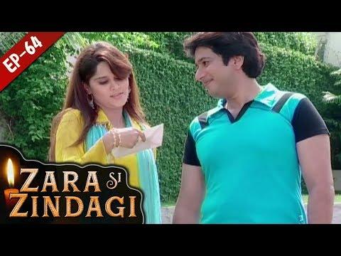 जरा सी जिंदगी - Episode 63 - Zara Si Zindagi