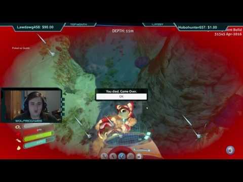 Subnautica: Super Crash fish time