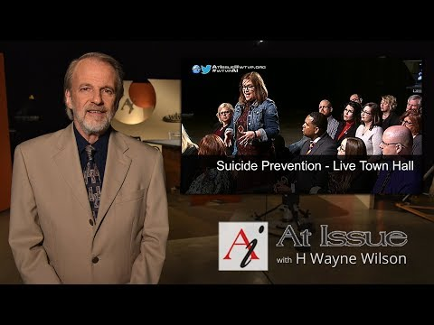 At Issue #3007 - Suicide Prevention - Live Town Hall