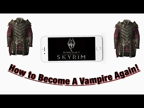 How to become a Vampire Lord again!
