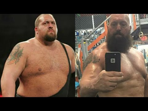 10 Most Radical Body Transformations In Wrestling