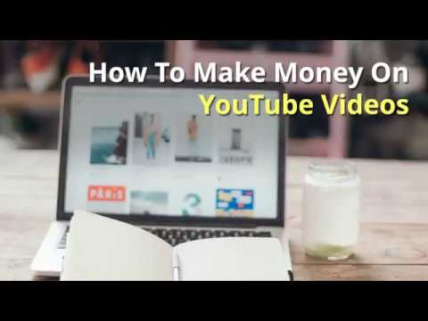 How To Make Money On YouTube Without Uploading Your Own Videos