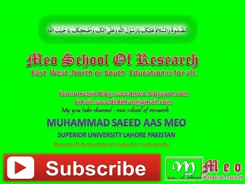 How to select research topic, in urdu