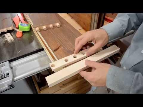 Making drawers for a dresser (dresser build, part 1)