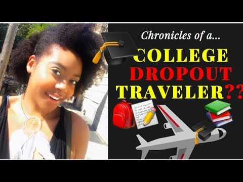 COLLEGE DROPOUT TRAVELING THE WORLD??! | BECOMING A TEFL CERTIFIED TEACHER | Chanelle Adams