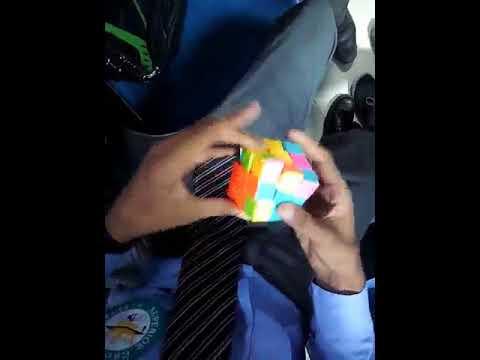 Superior College boy talent (Puzzel solve in 30 sec) in Pakistan!!!!