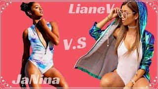 Top Video of JaNina vs Top Video of LianeV / Best Compilation June 2017 - Vine Age✔