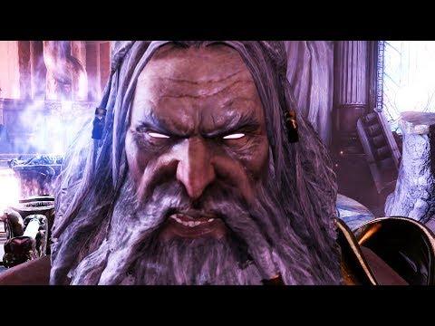 Getting ready  for God of War 4,  Final Boss Zeus!
