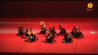 Dancité Jazz 2013 (Kids) : 9. Karys Dance Center - chorégraphe: Yannick Karys