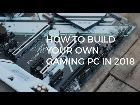 how to build your own computer for beginners in 2018 : On a budget AMD OT INTEL?