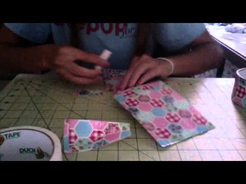 TUTORIAL: NEW ACCORDION COIN POUCH!
