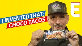 Meet the Man Who Invented The Choco Taco — First Person