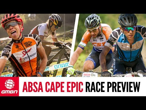 Absa Cape Epic XC Stage Race   2018 Preview