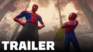 Spider-man: Into The Spider-verse - Sneak Peek Trailer