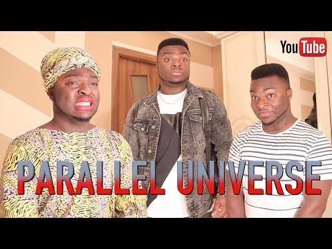 Skit : Samspedy - African Home: Parallel Universe