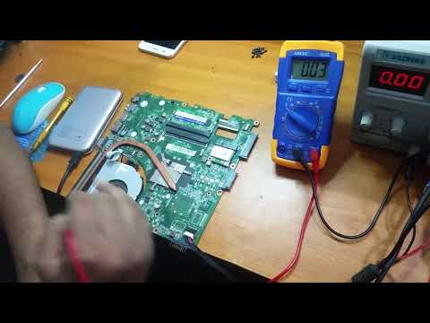 Repair latest Laptop motherboard No Power | Laptop motherboard Troubleshooting | Bangla