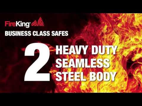 FireKing Business Class Safes