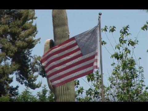Neighborhood flags