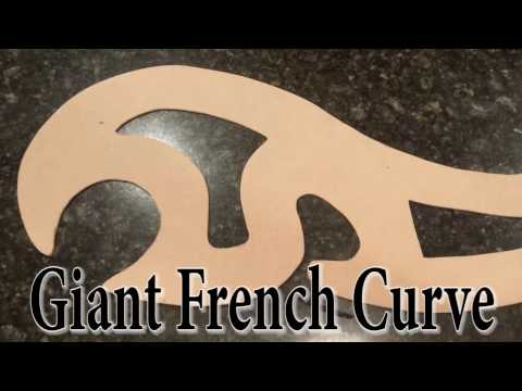 Giant French Curve