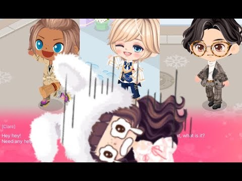 LINE Play - #Valentine2019 Event - REJECTED BY THE BOYS .°(ಗдಗ。)°.