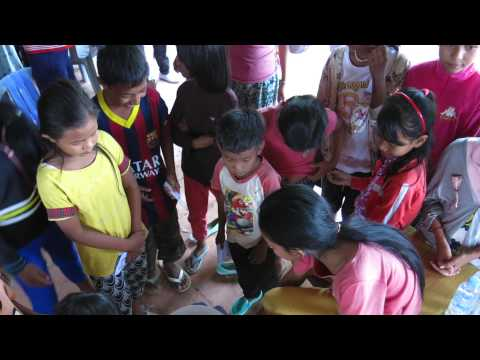 Connect Beyond Dream 2014 - A Student initiated project to Cambodia