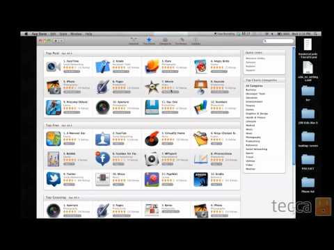 Just Show Me: How to install apps via the Mac App Store
