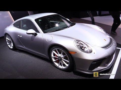 2018 Porsche 911 GT3 Touring Package - Exterior and Interior Walkaround - 2017 LA Auto Show