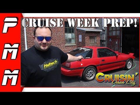 OCMD Cruise Week 2018 Prep!