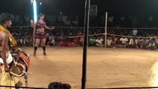 லாவண்யா சவூந்தற்யா கரகாட்டம்